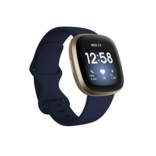 Fitbit Versa 3 Health and Fitness Smartwatch