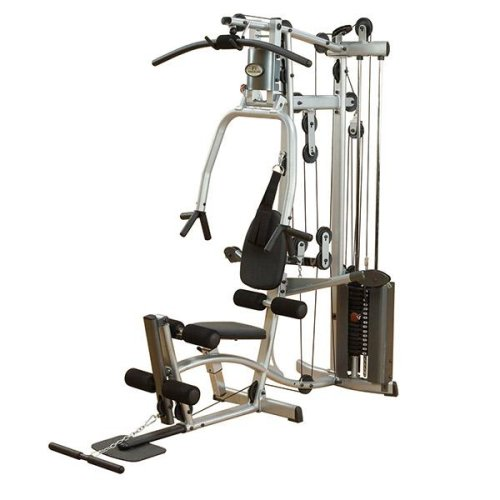 Powerline by Body-Solid P2X Multi-functional Home Gym for Total Body Training with 160 Lb. Weight Stack