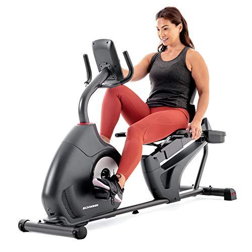 Schwinn Fitness 230 Recumbent Bike (Model Year 2020), Black