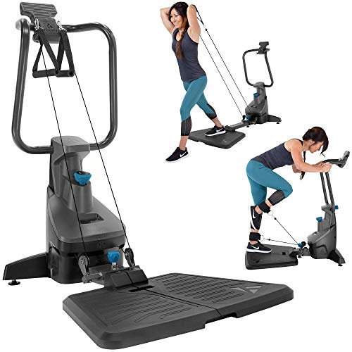 Teeter FitForm Strength Trainer - Home Gym, Total Body Resistance Cable Machine, Personal Training App