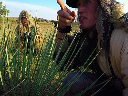 Nebraska - We Found the Buck Nest!
