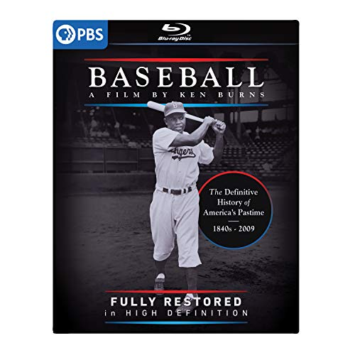 Baseball: A Film By Ken Burns Fully Restored in High Definition Blu-ray