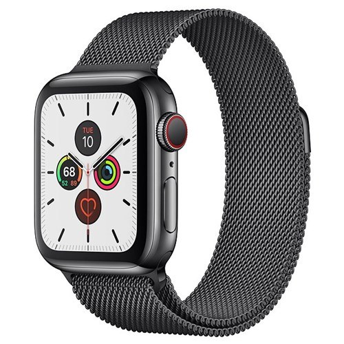 Apple Watch Series 5 - The 6 Best Fitness Trackers For Cycling & Mountain Biking 2020