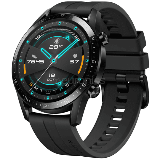 huawei watch gt2 - The 6 Best Fitness Trackers For Cycling & Mountain Biking 2020