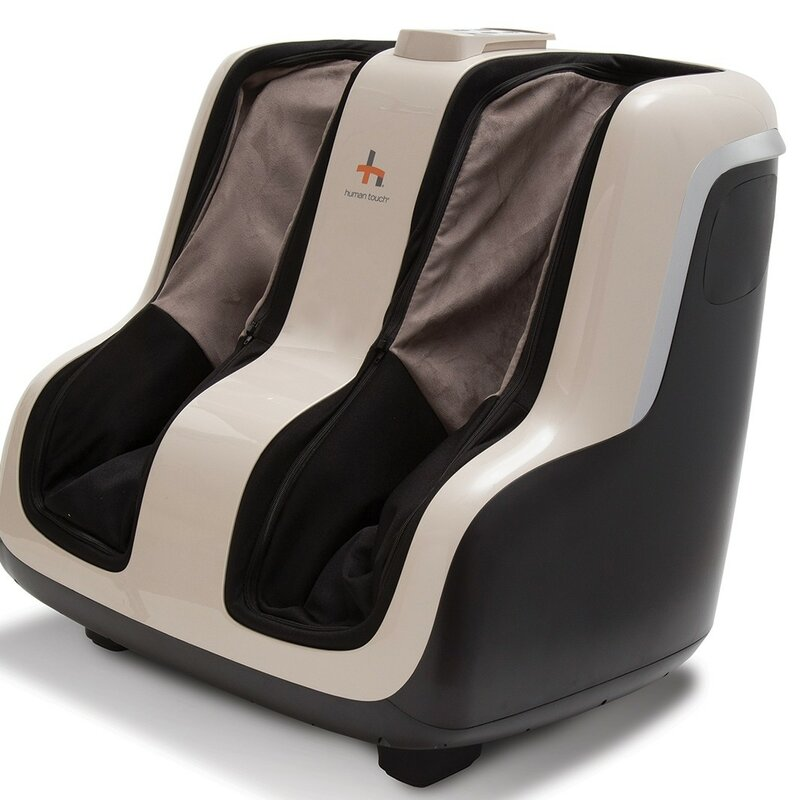 human touch reflex SOL foot and calf heated massager