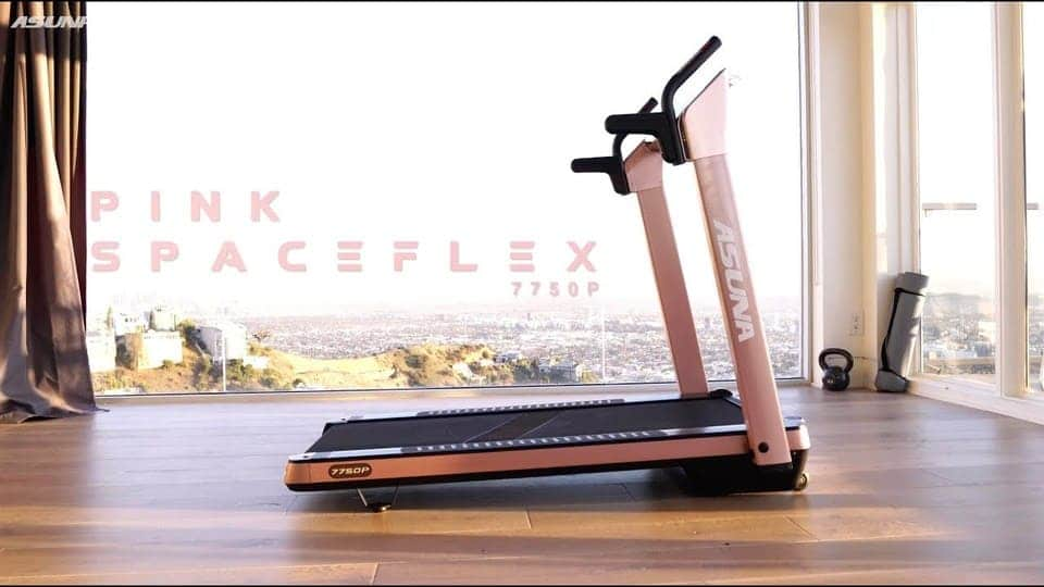 ASUNA 7750 SpaceFlex Motorized Running Treadmill