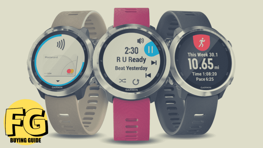 best smartwatch for cycling and mountain biking
