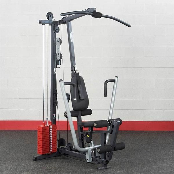 body solid g1s selectorized home gym