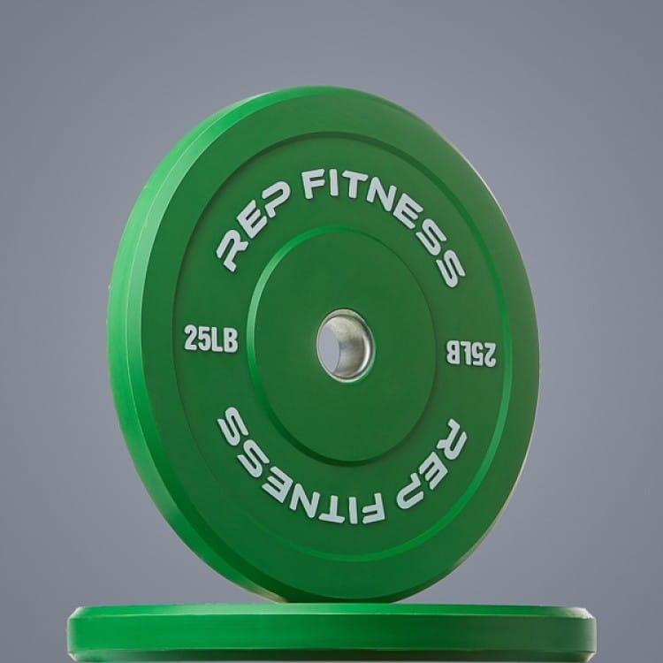rep fitness bumper plates