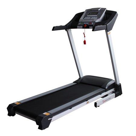 Sunny Health space saving treadmill