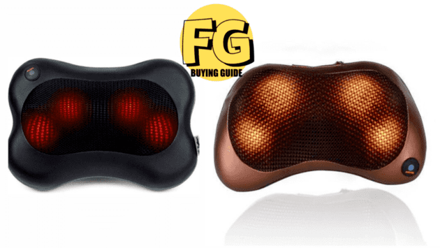 best electric back massagers