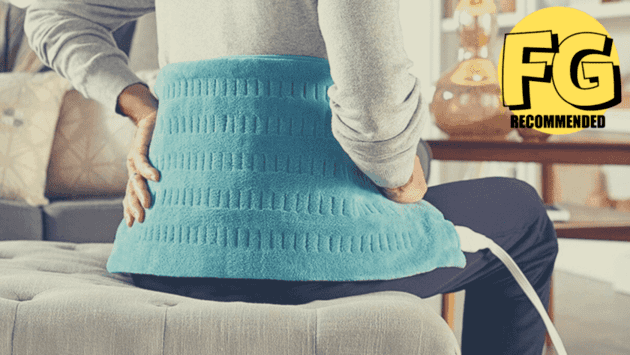 best heating pads for pain relief