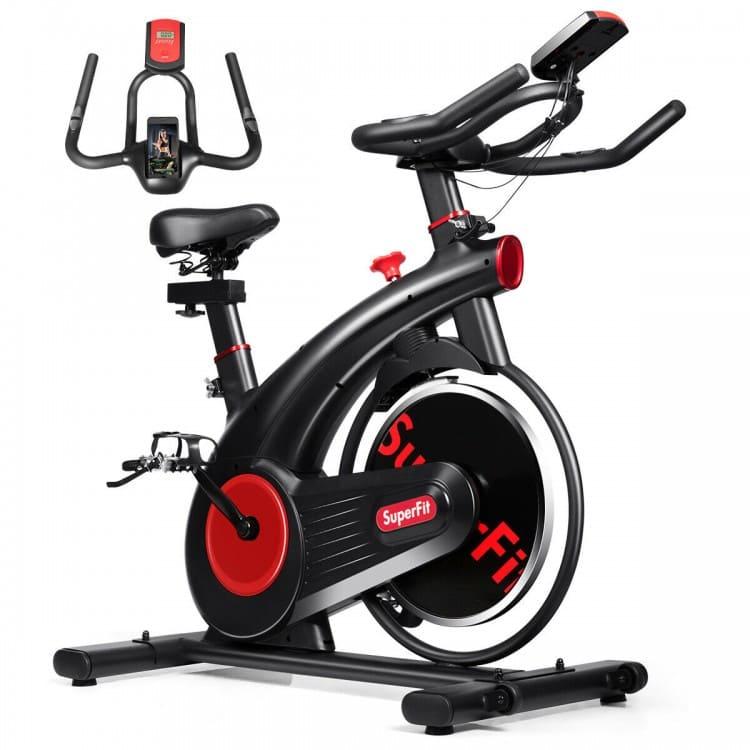 stationary bikes vs elliptical machine trainer