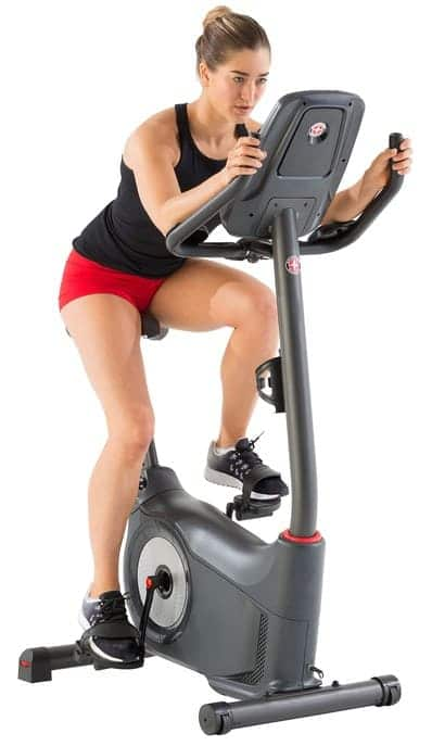 upright bike - Elliptical vs Stationary Bike: Which cardio trainer is best for you?